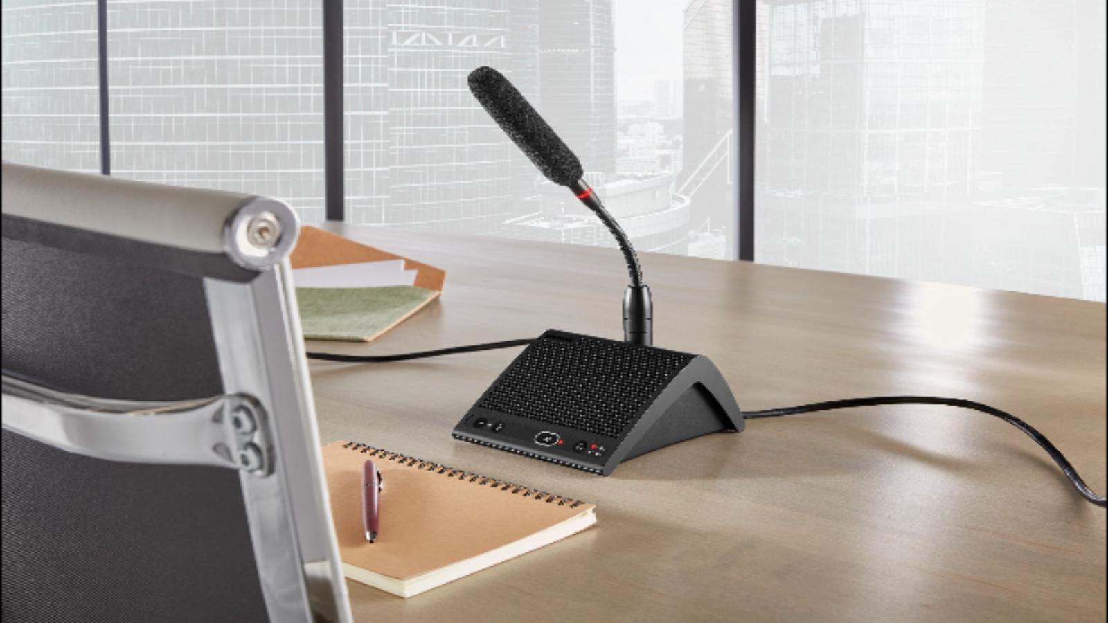 舒尔推出适用于MICROFLEX® COMPLETE数字会议系统的全新便携式会议单元