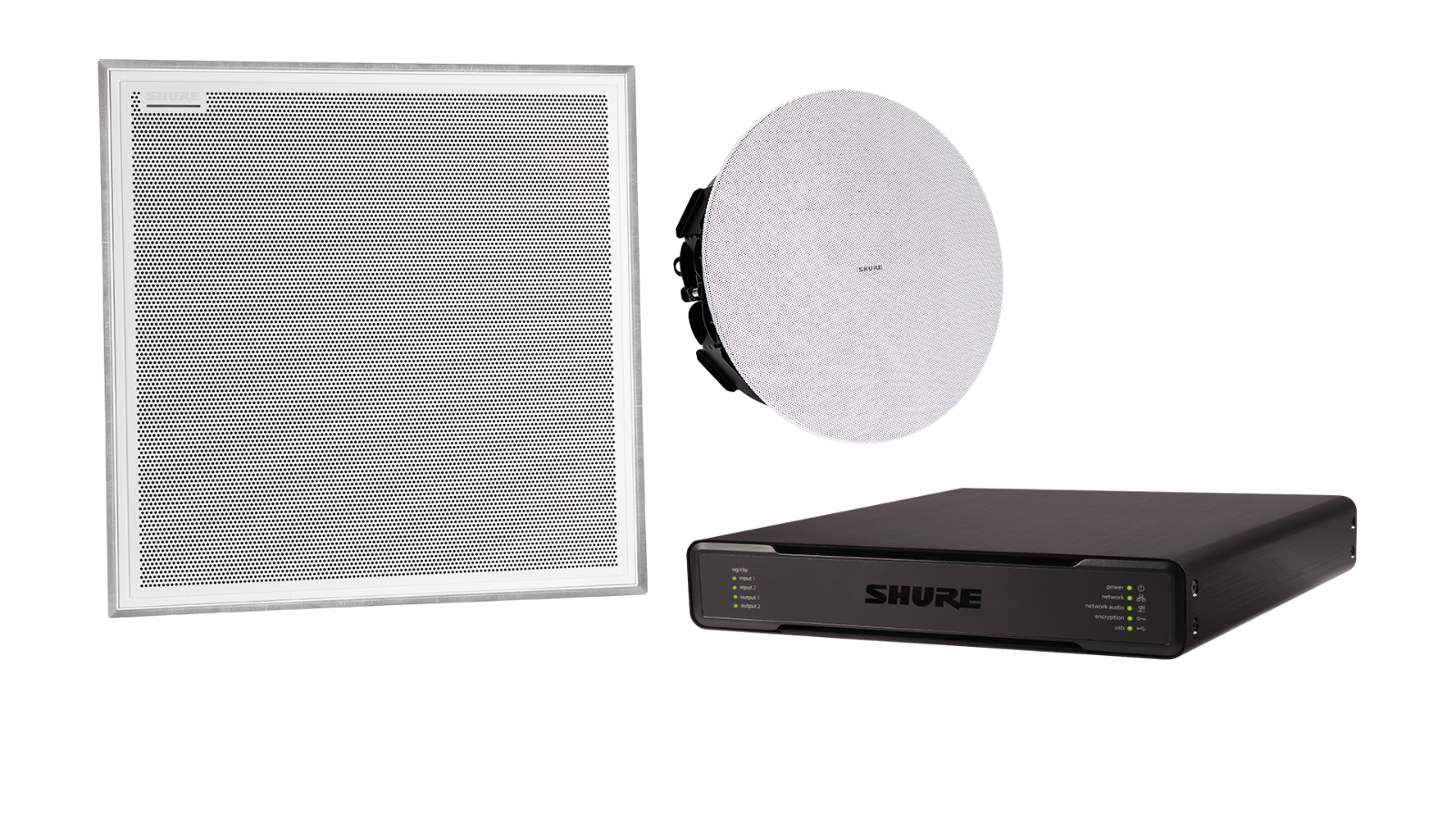 Shure Announces Microflex™ MXN5-C Networked Loudspeaker Is Now Certified For Microsoft Teams