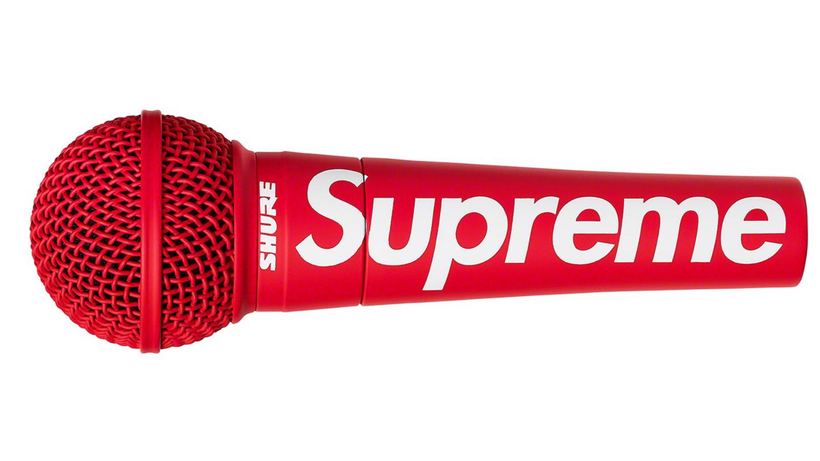 Shure Announces Exclusive Supreme® SM58® Microphone