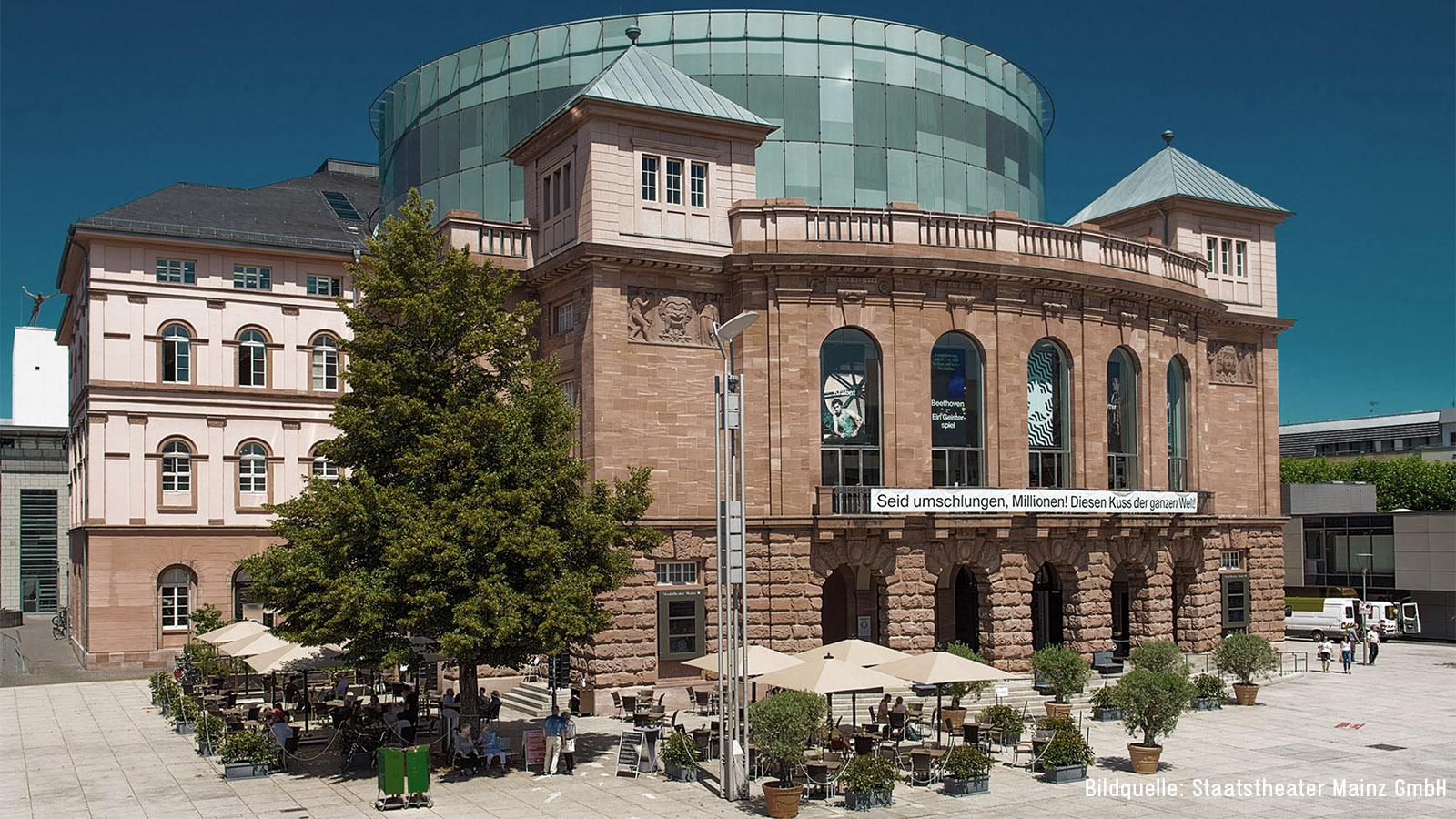 Staatstheater Mainz setzt auf Shure TwinPlex™ Lavaliermikrofone
