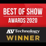 ISE Best of Show Awards: AV Technology