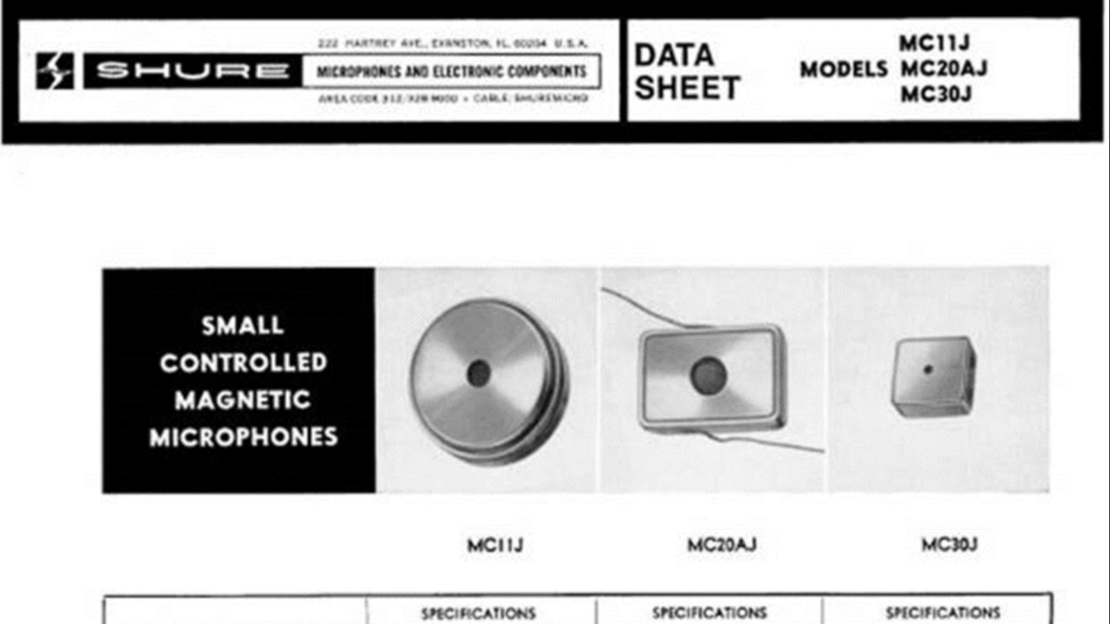 007 фактов о шпионских микрофонах 1950х и 1960х годов