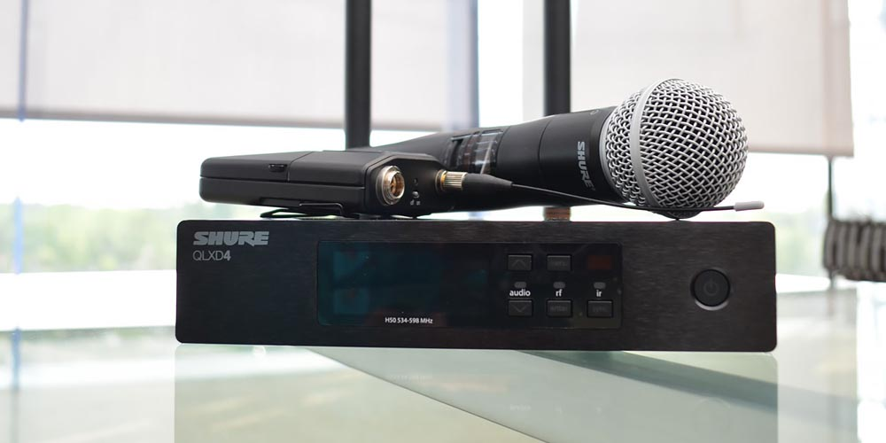 5 Things To Know About QLX-D Digital Wireless