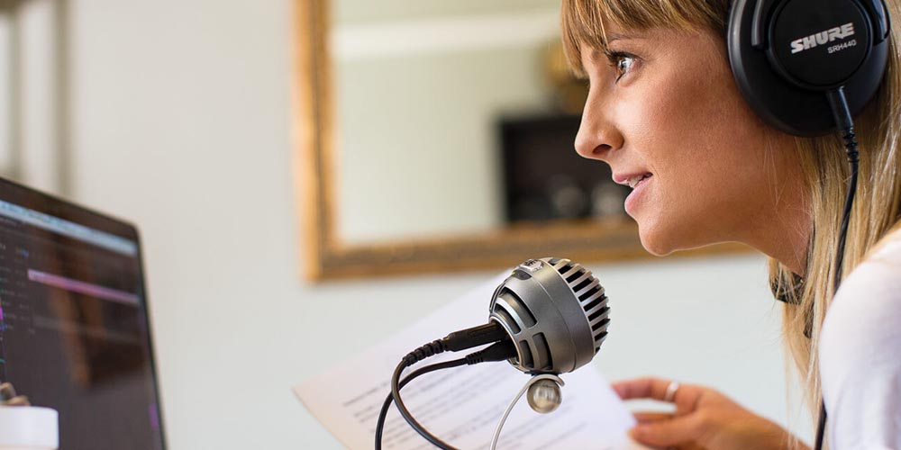 A Crash Course in Audio for Podcasters