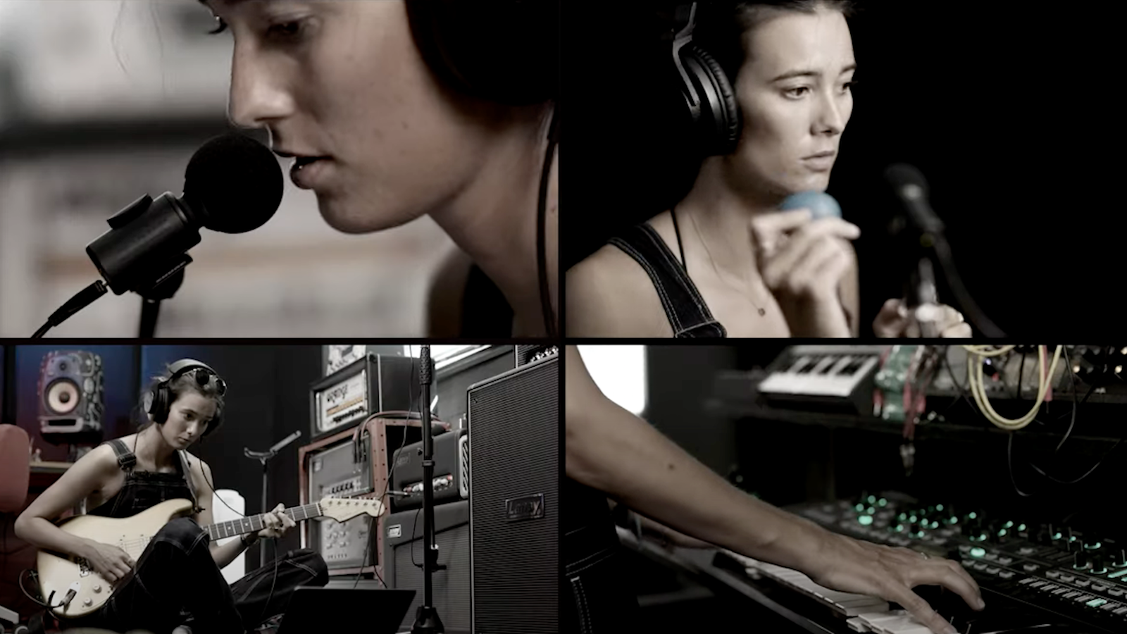 Annie Wagstaff Records Entire Song with the MV88+ Stereo USB