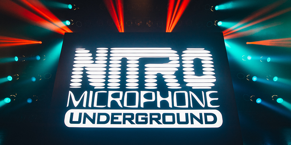 AXT Digital@LIVE19: NITRO MICROPHONE UNDERGROUNDワンマンライブ