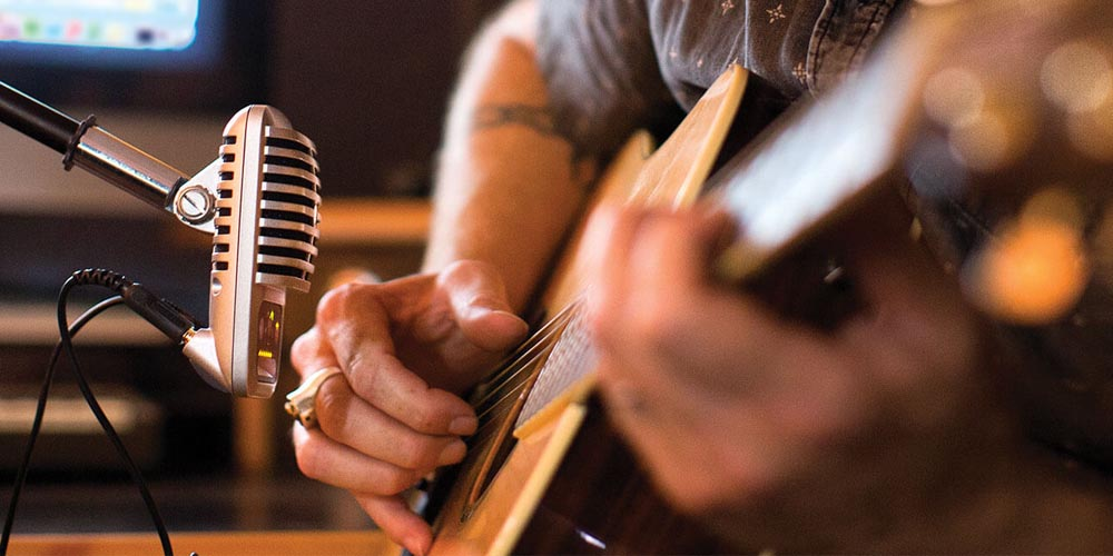 Capturing Creativity for Songwriters - A Webinar