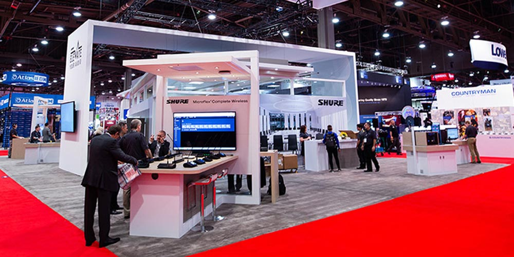 Conferencing Trends from InfoComm 2018
