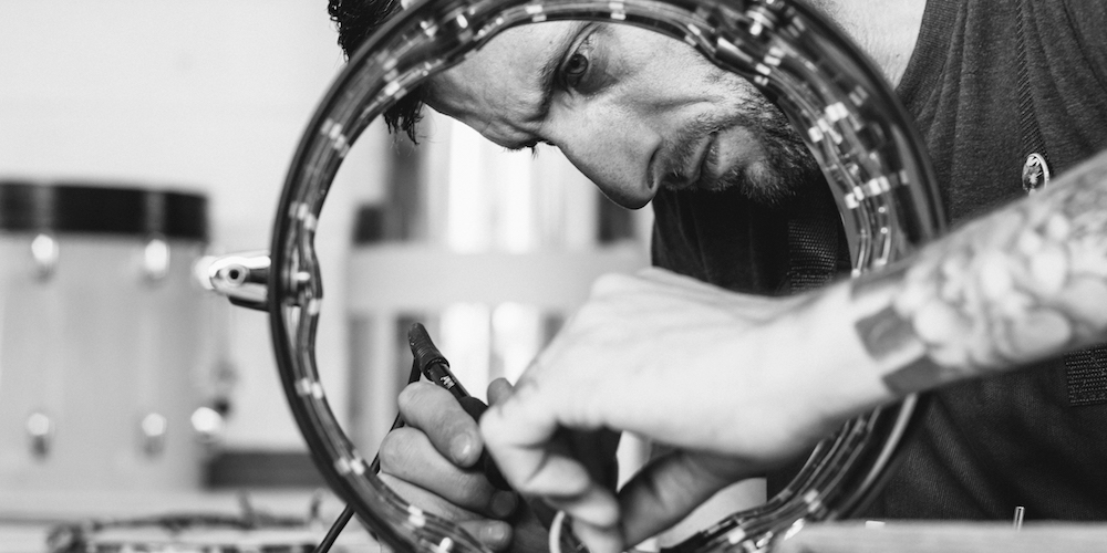 Custom Crafted, Tech Tested: Drums by Jeremy Berman