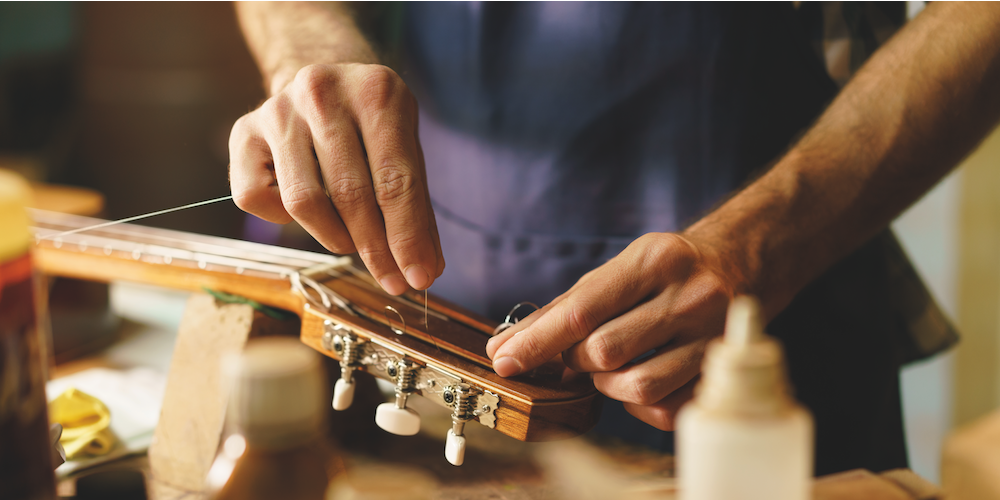 DIY Guitar: Building Your Own Six-String