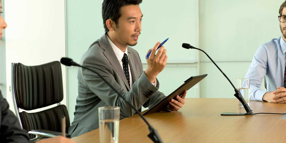 Eliminate Distracting Noises During Video Conference Calls