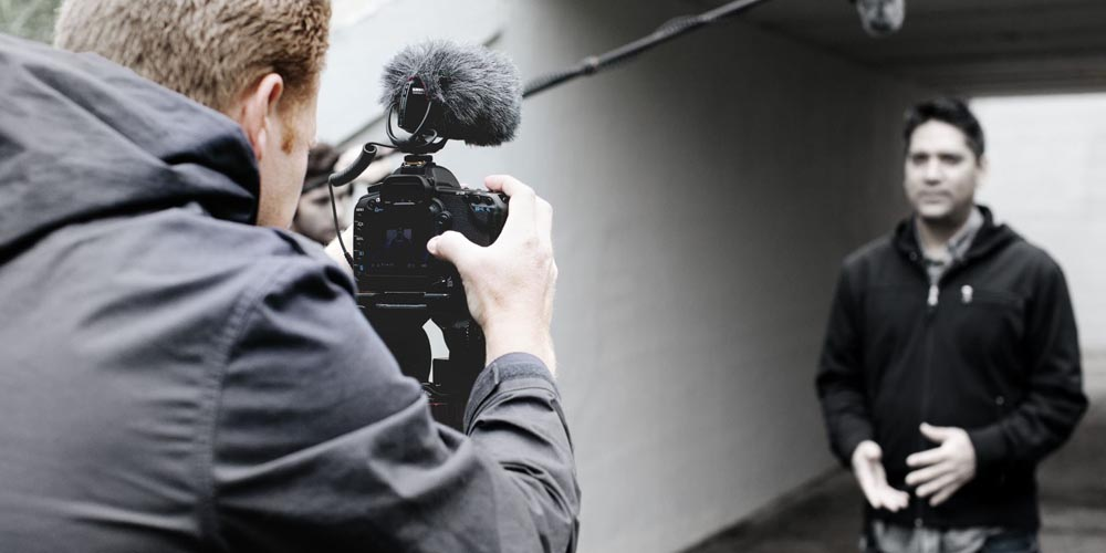 Five Golden Rules for Audio in Videography – A Webinar