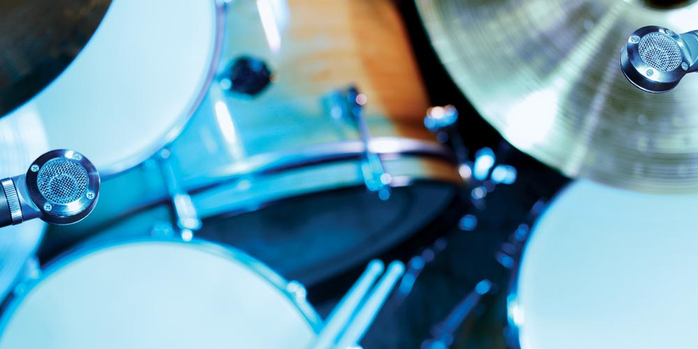 Five Techniques for Stereo Miking Drums