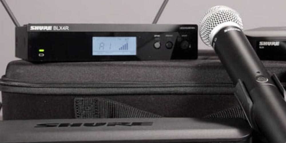 Getting Started with BLX Wireless – Part 2: Scanning and Setting Frequencies