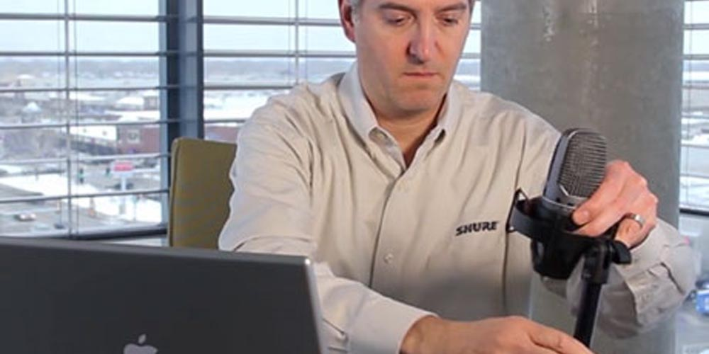 How To Mic Someone at a Computer