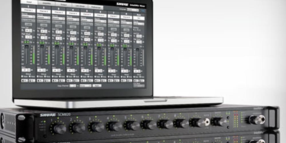 Digital Feedback Reduction for SCM820: A Video