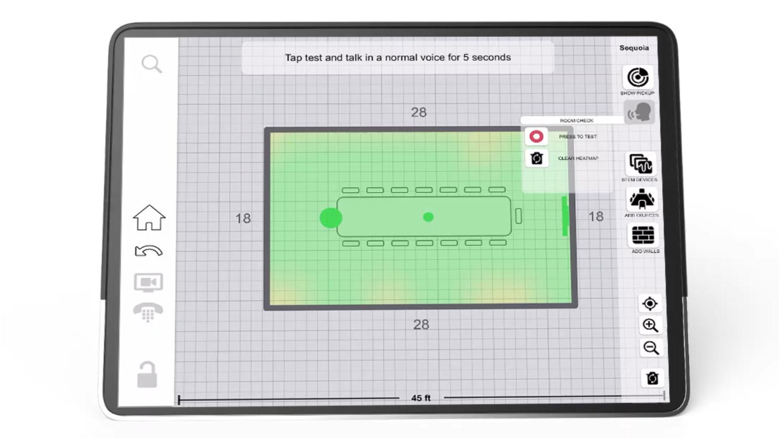 Cómo Verificar una Correcta Instalación de Audio en una Sala de Conferencias (Stem RoomCheck)