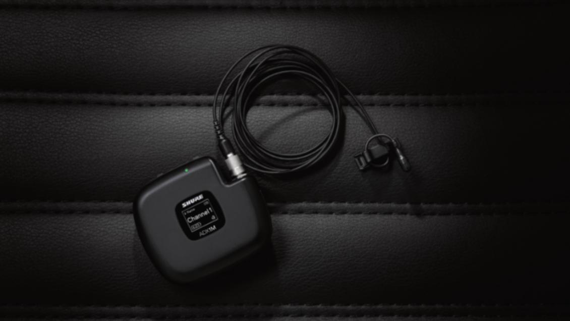 如何清洁无线腰包发射机/接收机+领夹/头戴话筒