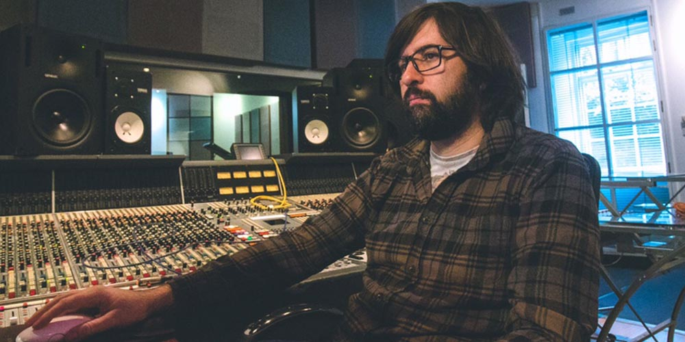 In the Mix with Studio Engineer Robbie Nelson