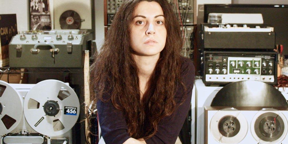 In the Studio with Marta Salogni