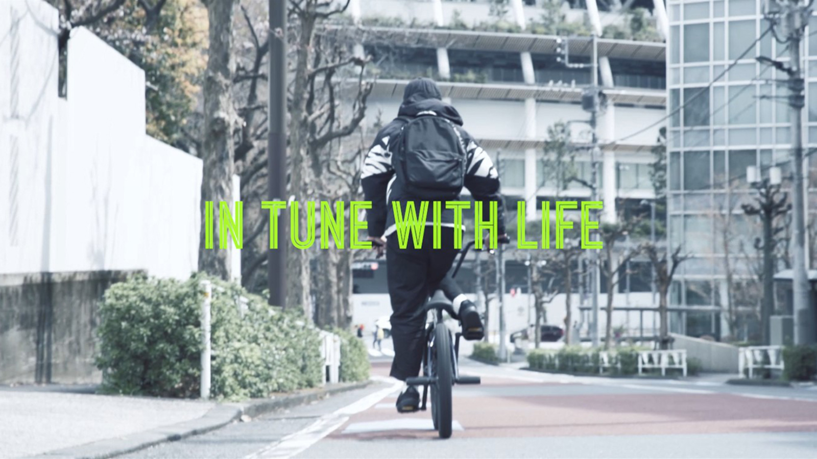 「In Tune with Life」クリエイターが登場するスペシャルムービー公開(前編)