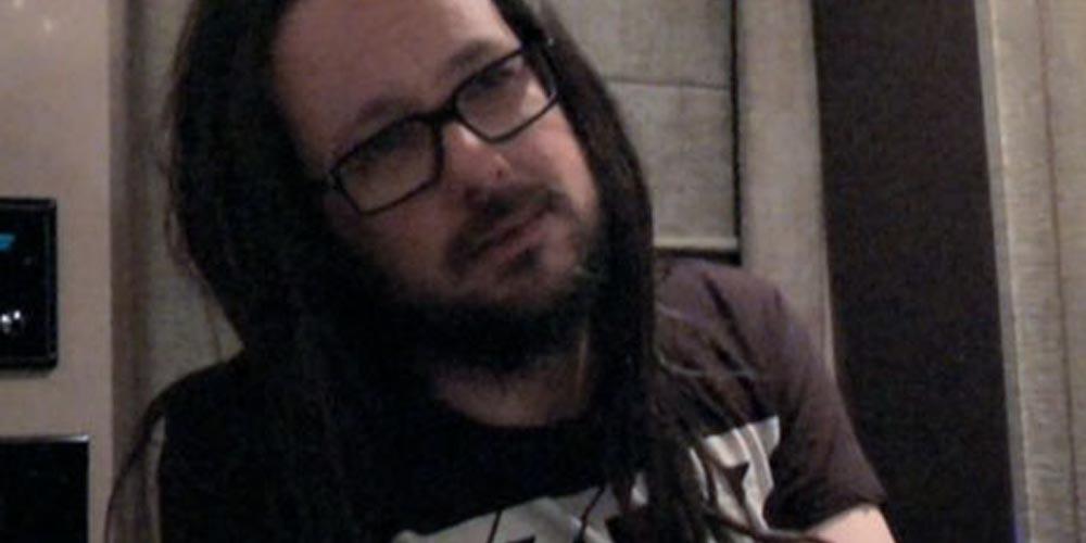 Korn - Jonathan Davis Interview