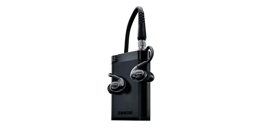 KSE1200コンデンサー型高遮音性イヤホンシステムのサウンドを体験しませんか?