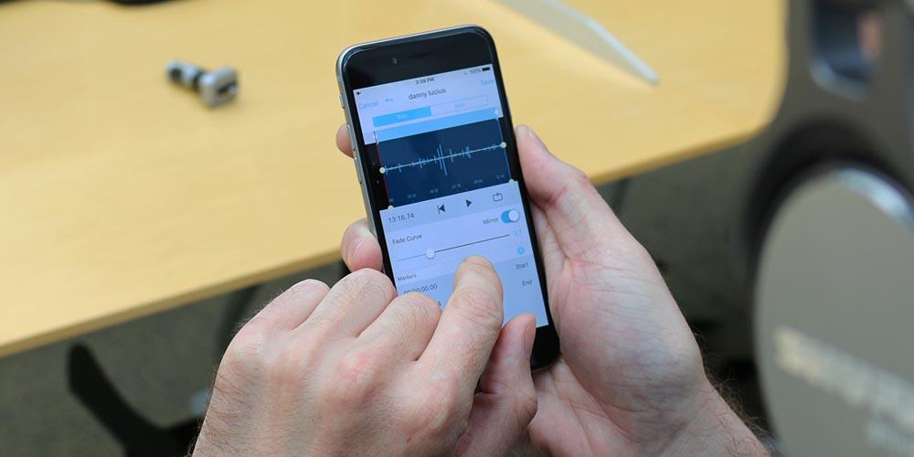 Make Better Recordings with the ShurePlus™ MOTIV™ Mobile Recording App