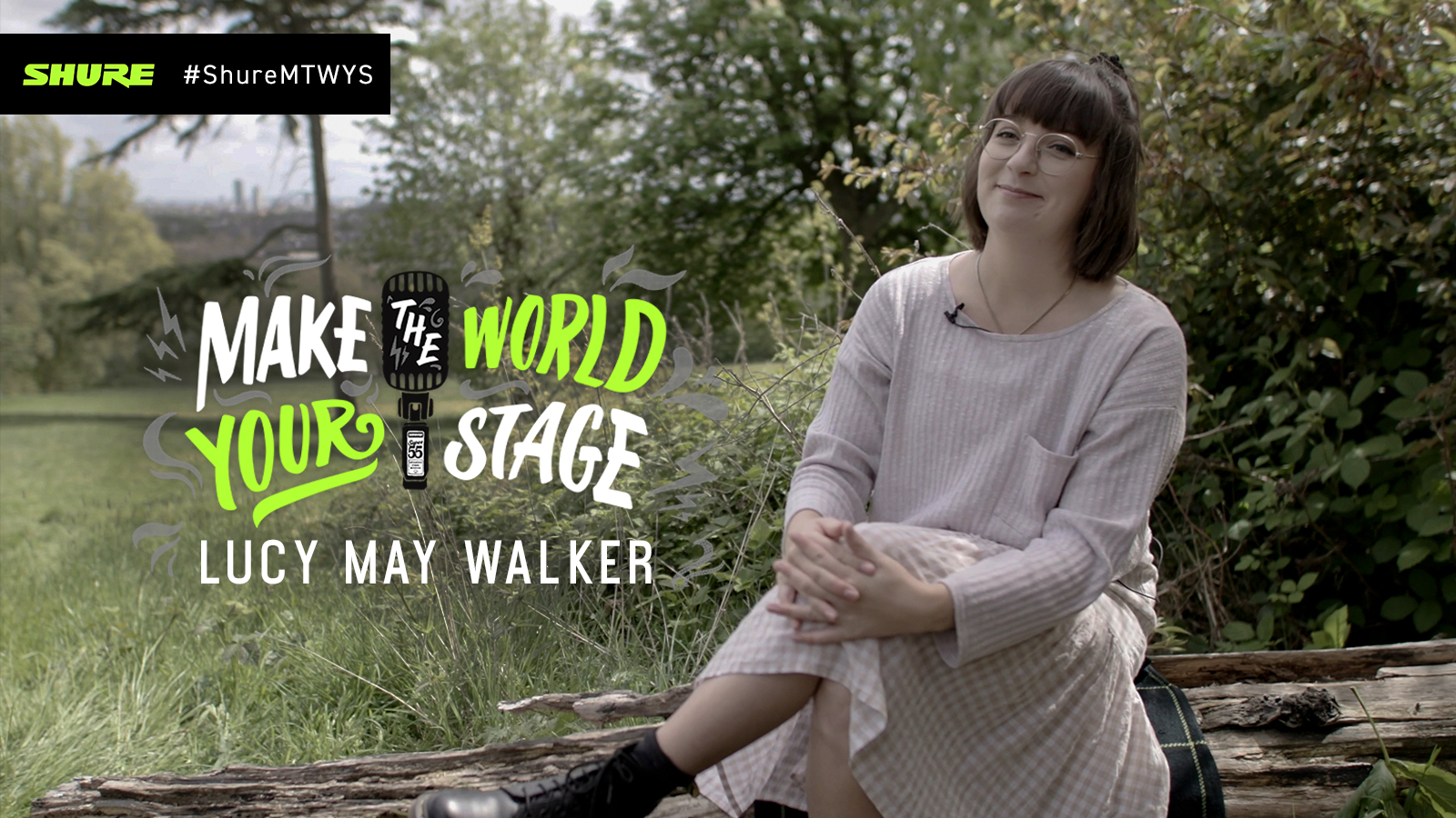 Make The World Your Stage: Lucy May Walker with 'Polly's Song'