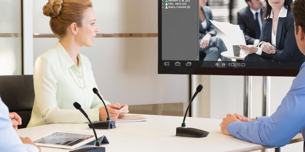 Microphone Selection and Placement for Conference Rooms: A Webinar