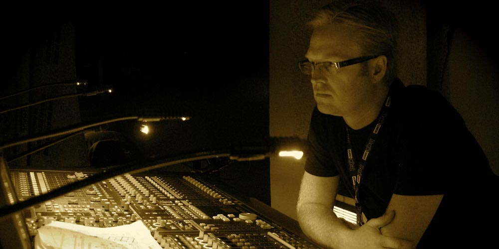 Monitor Mixing at an Awards Show with Jason Spence