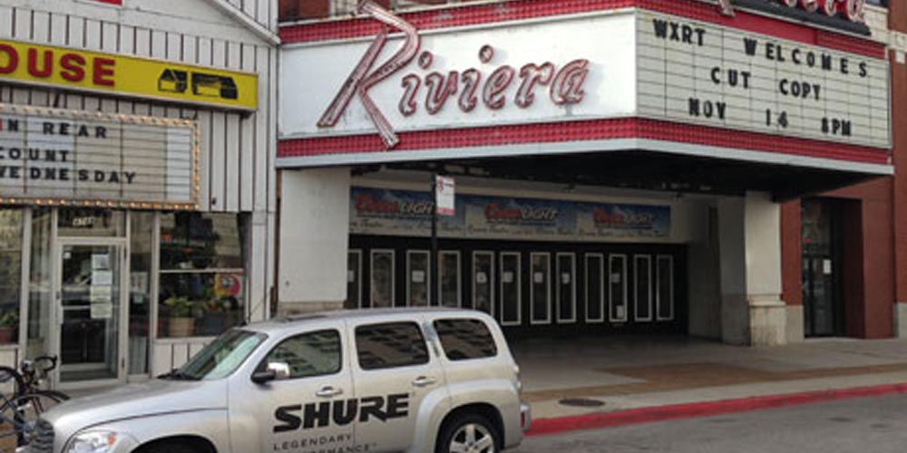 My 5 Favorite Music Venues In Chicago