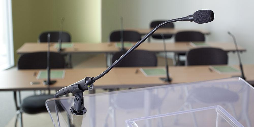 New Webinar: Centraverse Installed Sound Microphones