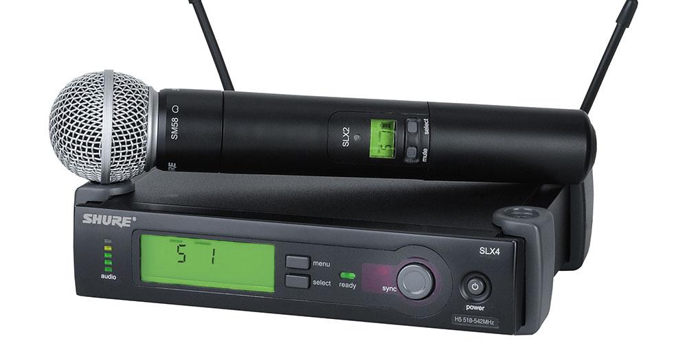 New Webinar: How to Choose a Shure Wireless Microphone