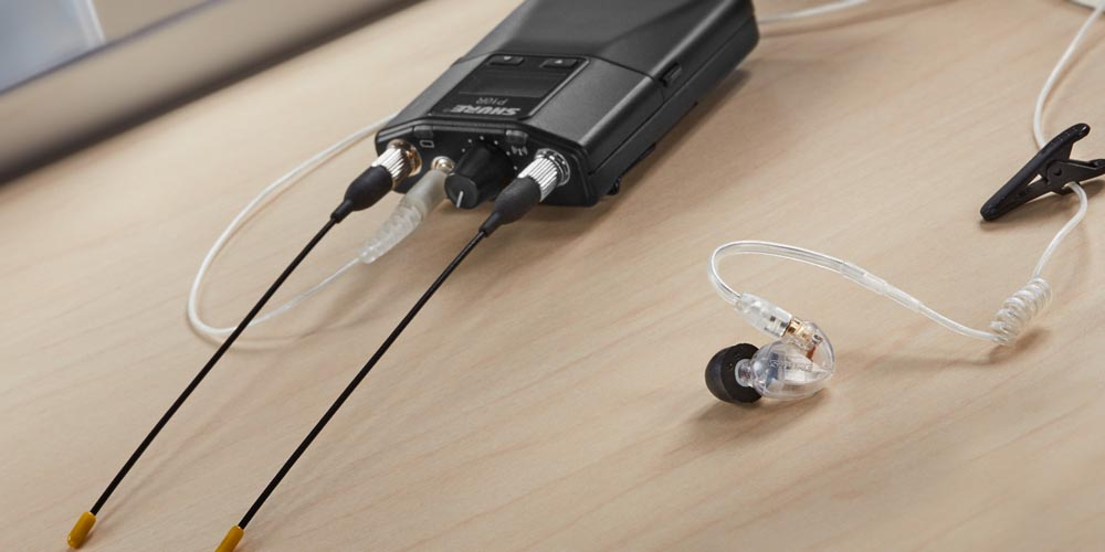 Now Trending in Broadcast: PSM® 1000, the Ultimate Wireless IFB