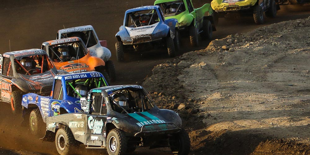 Off-Road Racing on The Record