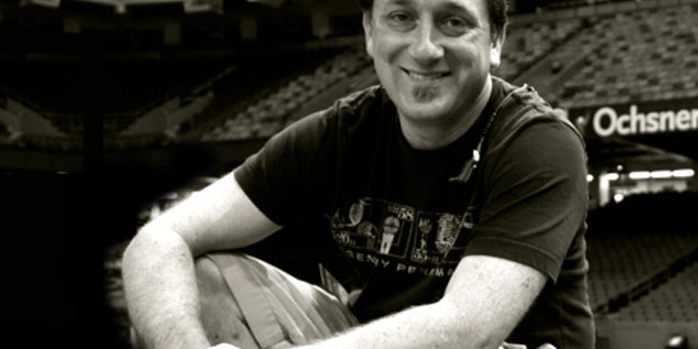 Orchestrating the Perfect Sound Check:  John Mills