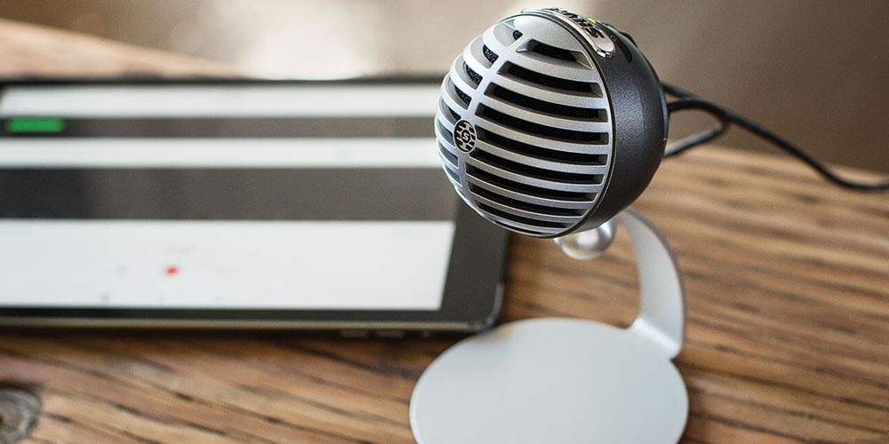 Podcasting Microphones Perfect for Content Creators
