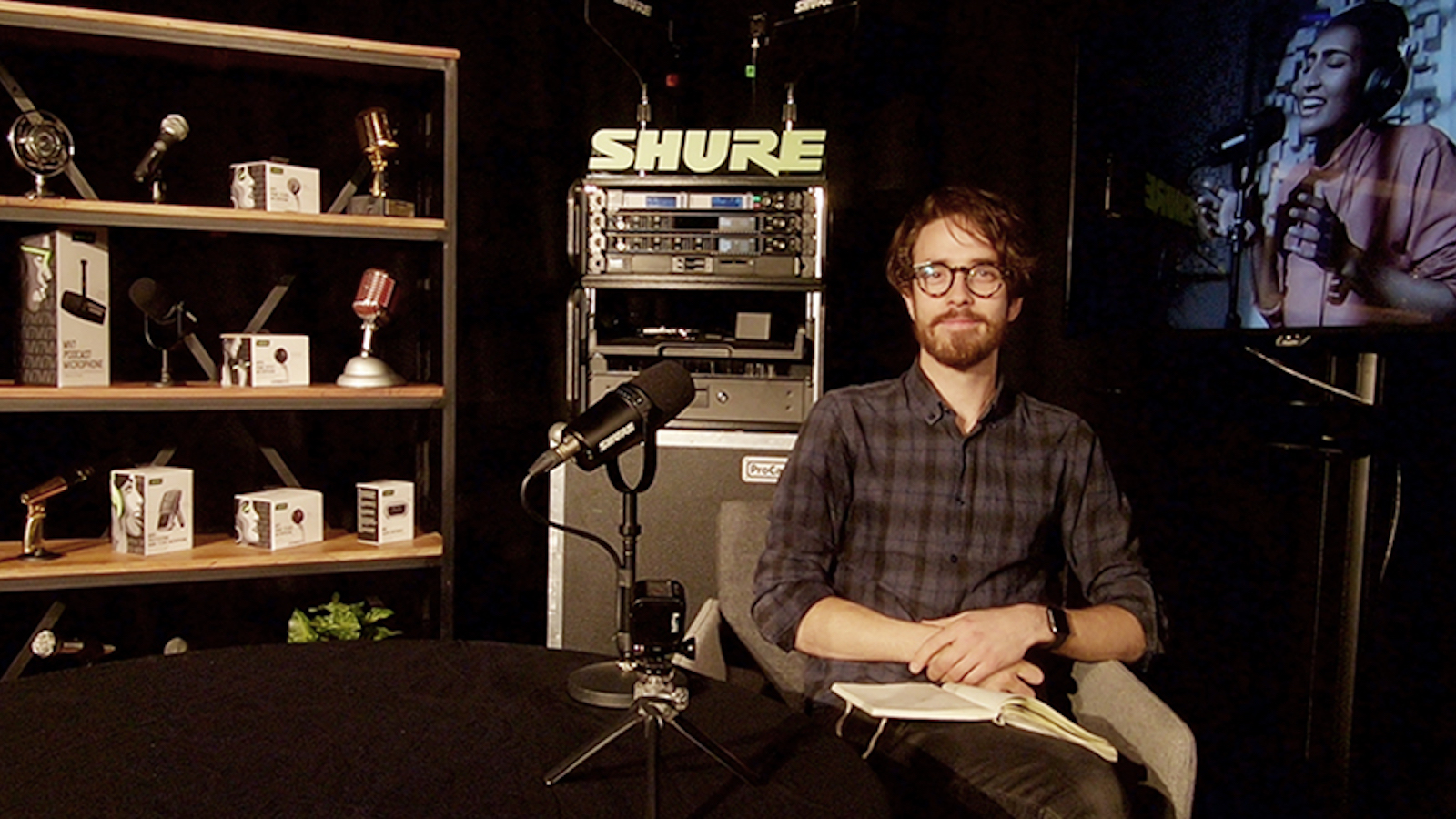 Podcasting, Streaming and More: Talking SM7B History and MV7 Future