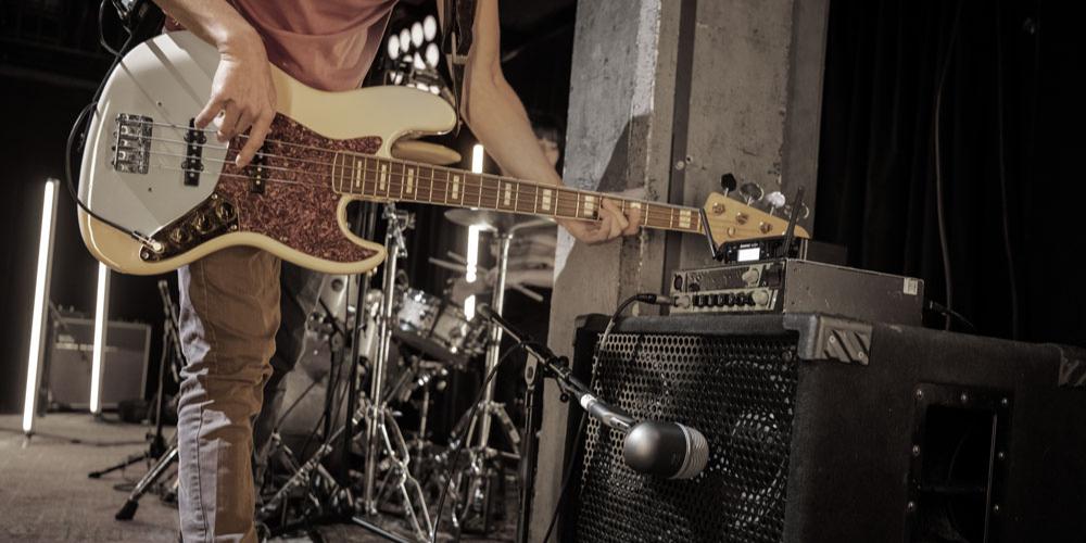 Recording & Mixing Bass Guitar