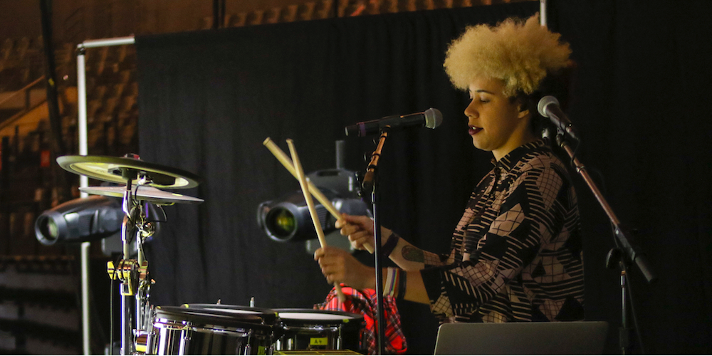 Refine Your Drum Routine with Afrika Green