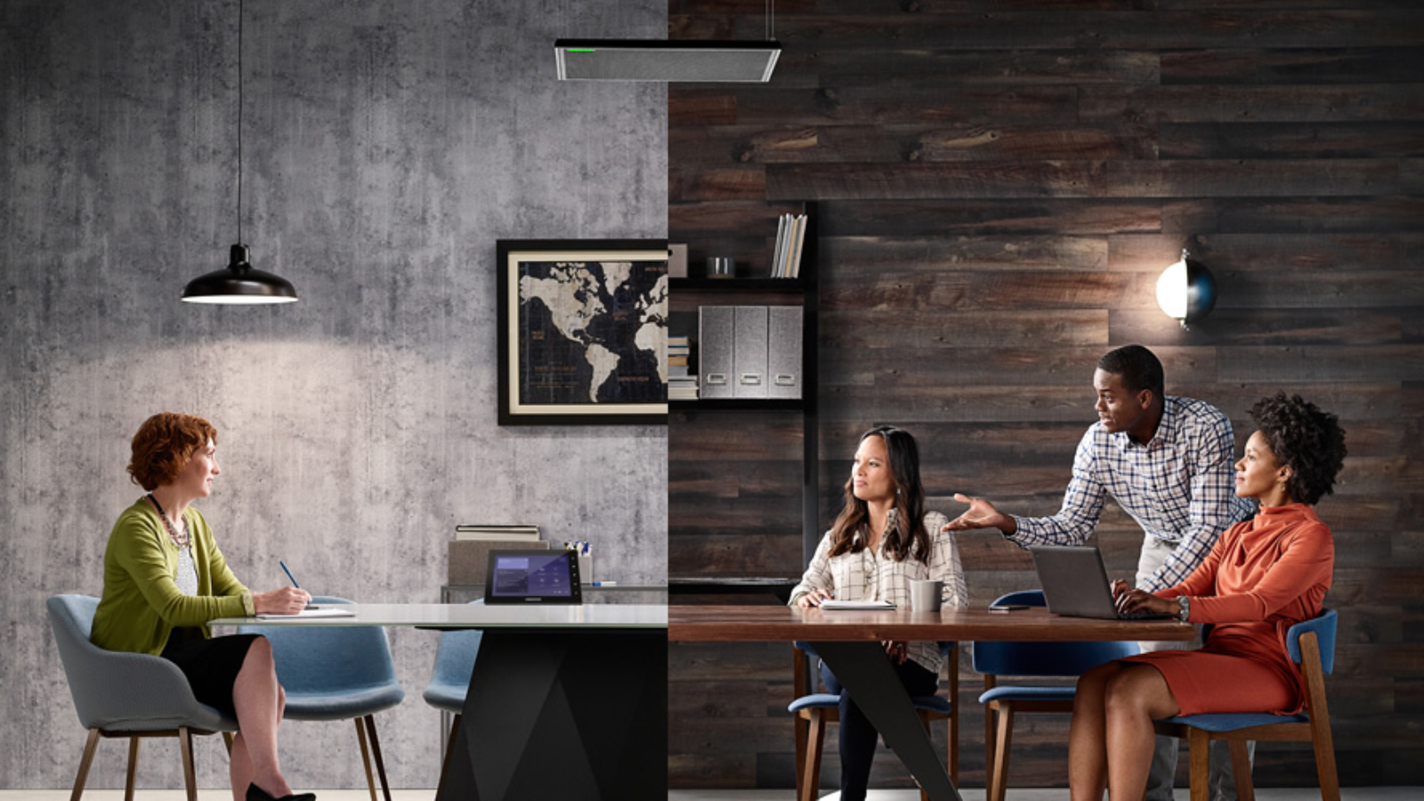 Revolutionizing the Way Microsoft Teams Rooms are Installed with IntelliMix Room and Crestron