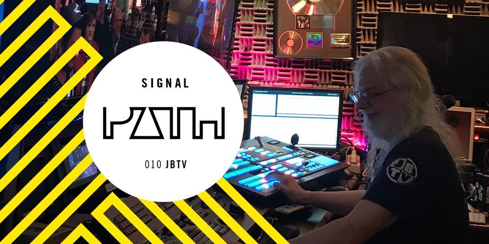 Shure Signal Path Podcast: JBTV