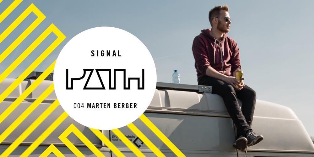 Shure Signal Path Podcast: Marten Berger