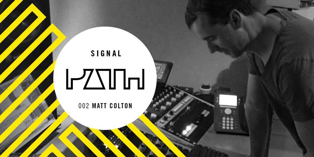 Shure Signal Path Podcast: Matt Colton