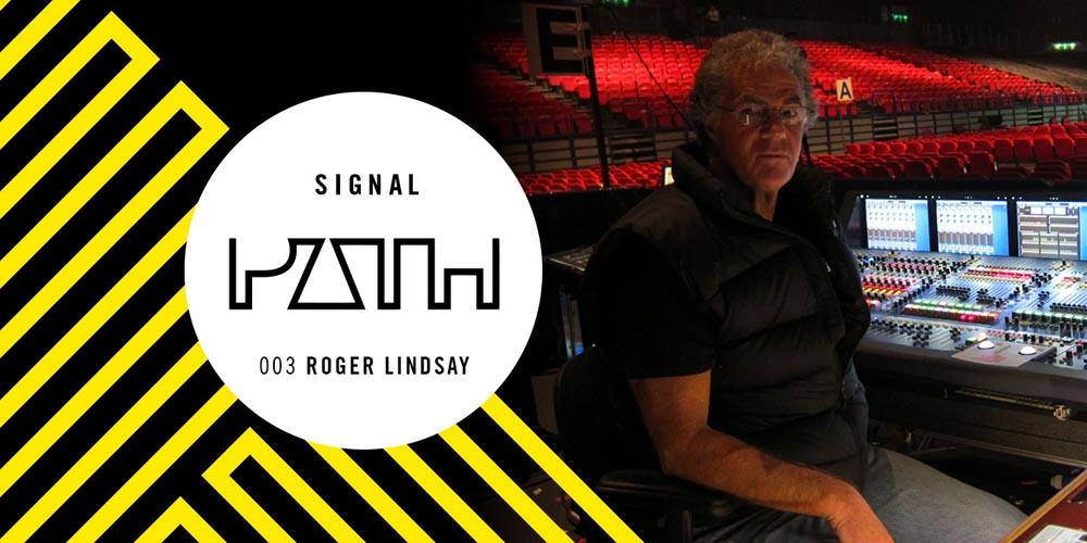 Shure Signal Path Podcast: Roger Lindsay