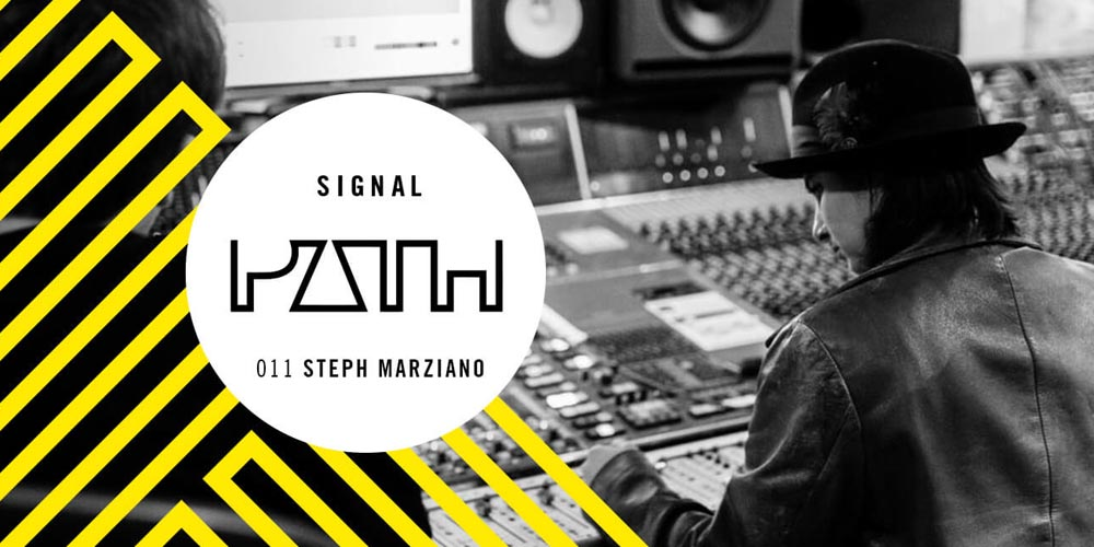 Shure Signal Path Podcast: Steph Marziano