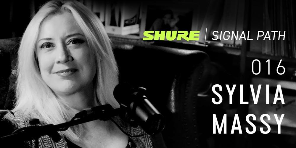 Signal Path Podcast: Sylvia Massy