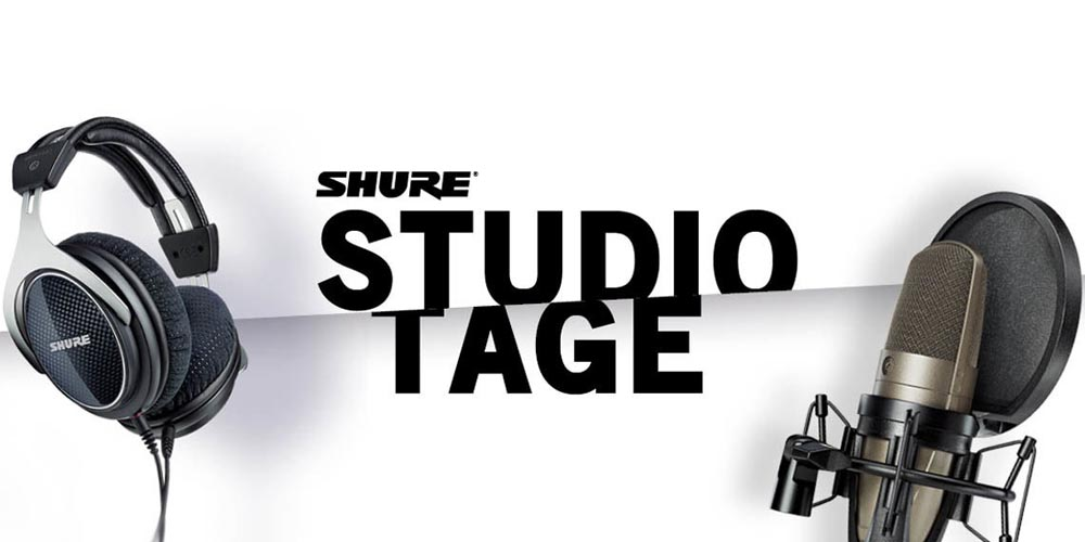 "Shure Studio Tage 2017 – Drum-Special mit ""LOLA funkt"""