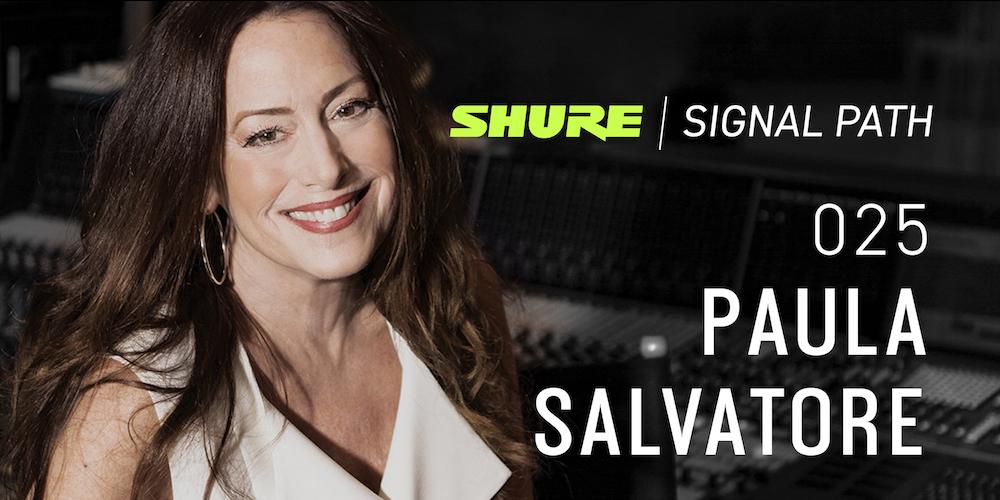 Signal Path Podcast: Paula Salvatore